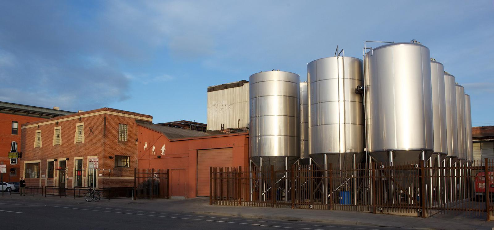 Great Divide brewery Denver