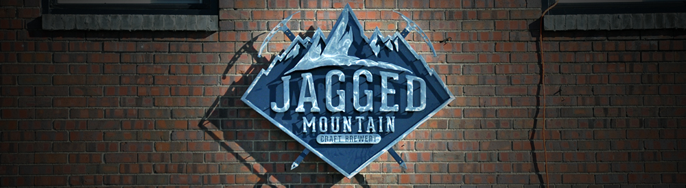 Jagged Mountain Brewery tour