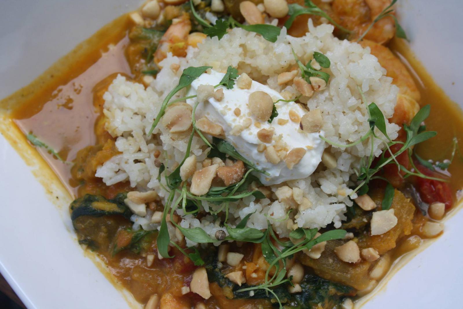 Sable Kitchen Chicago Vegetarian
