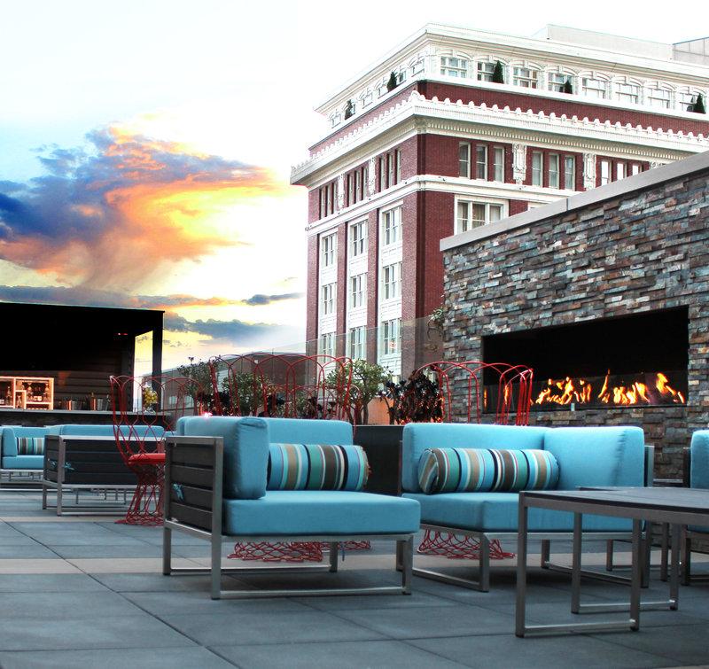 Trendy Curtis Hotel Denver