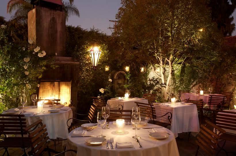 Cafe la Boheme Los Angeles