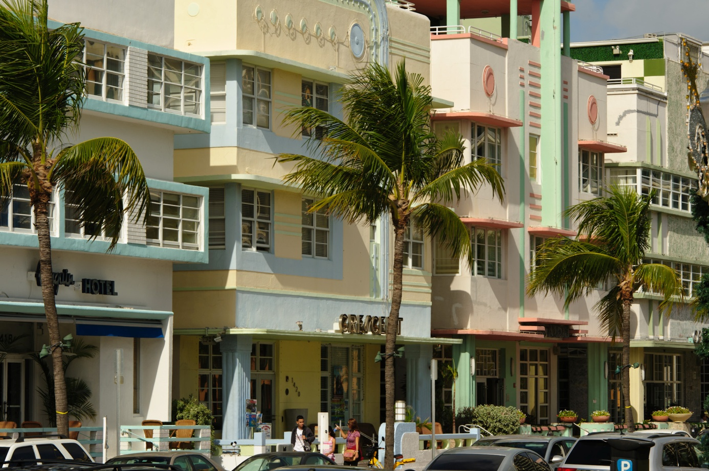 South Beach architecture