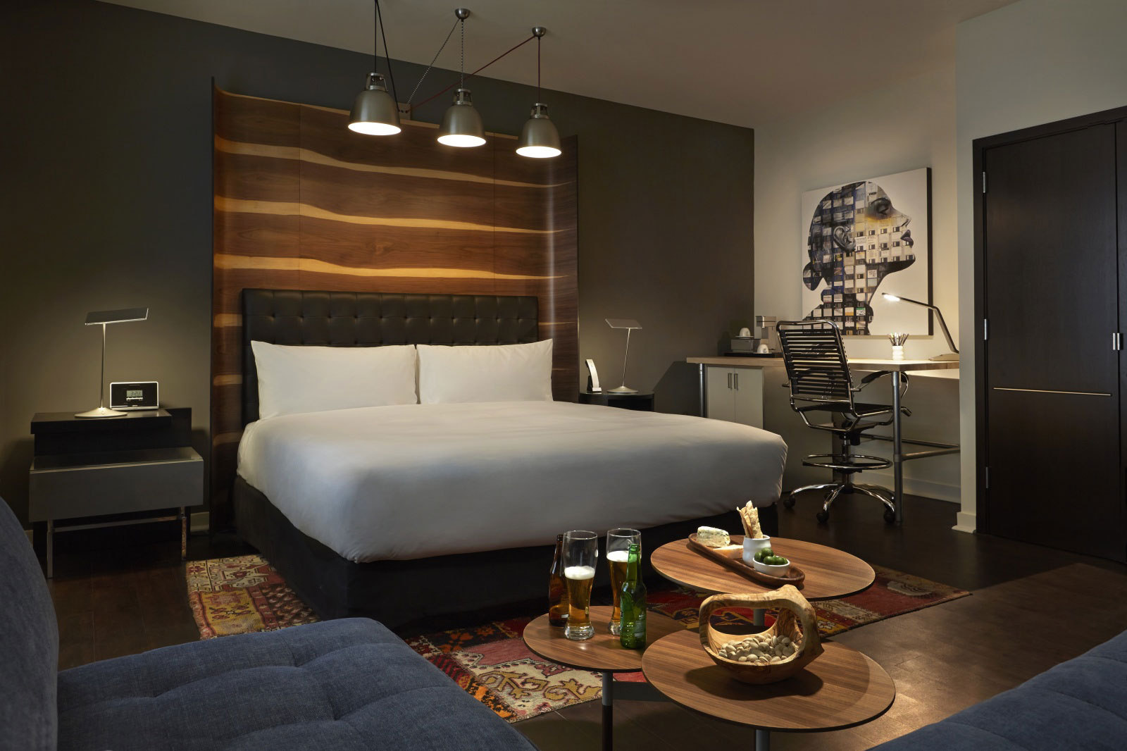 Romantic Hotel Zetta San Francisco