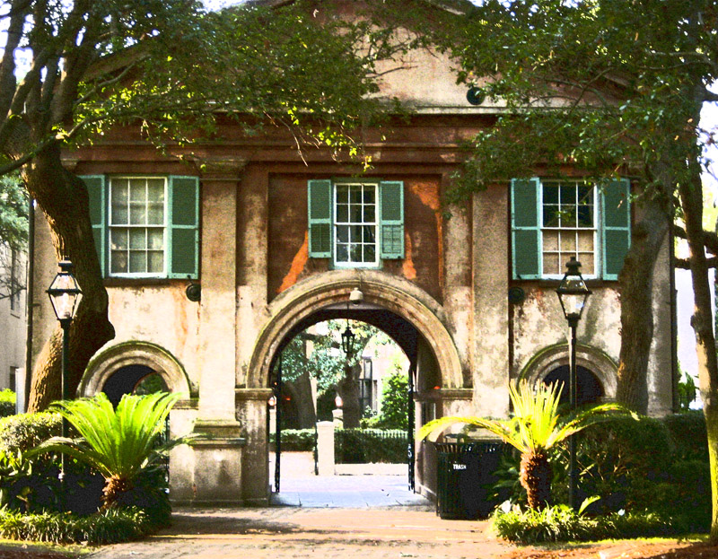 Campus at College of Charleston