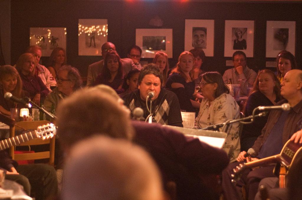 Bluebird Cafe Nashville TV show