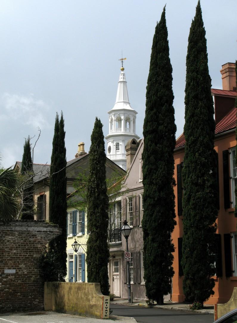 Charleston's Skyline