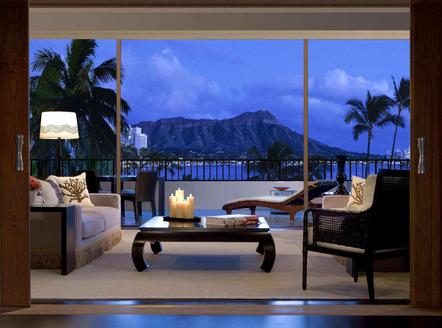 Most romantic hotels in Honolulu Halekulani