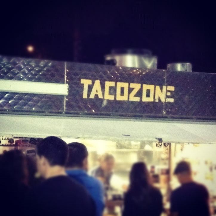 TACO ZONE Los Angeles