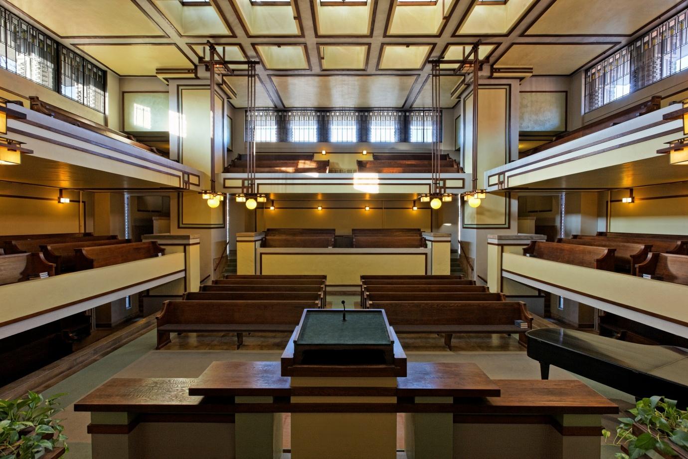 Frank Lloyd Wright Chicago