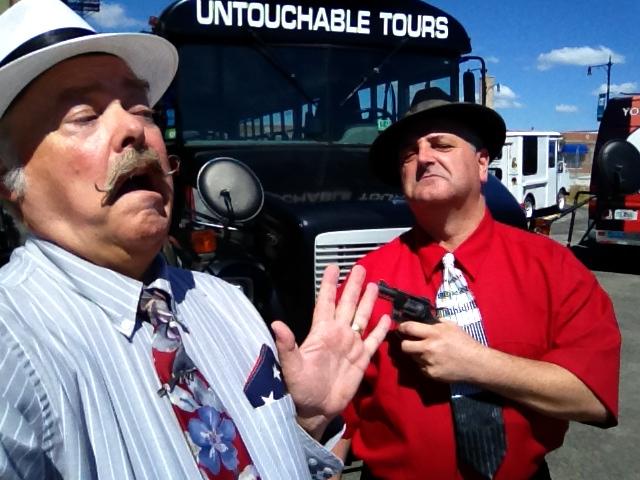 Chicago's original gangster tour