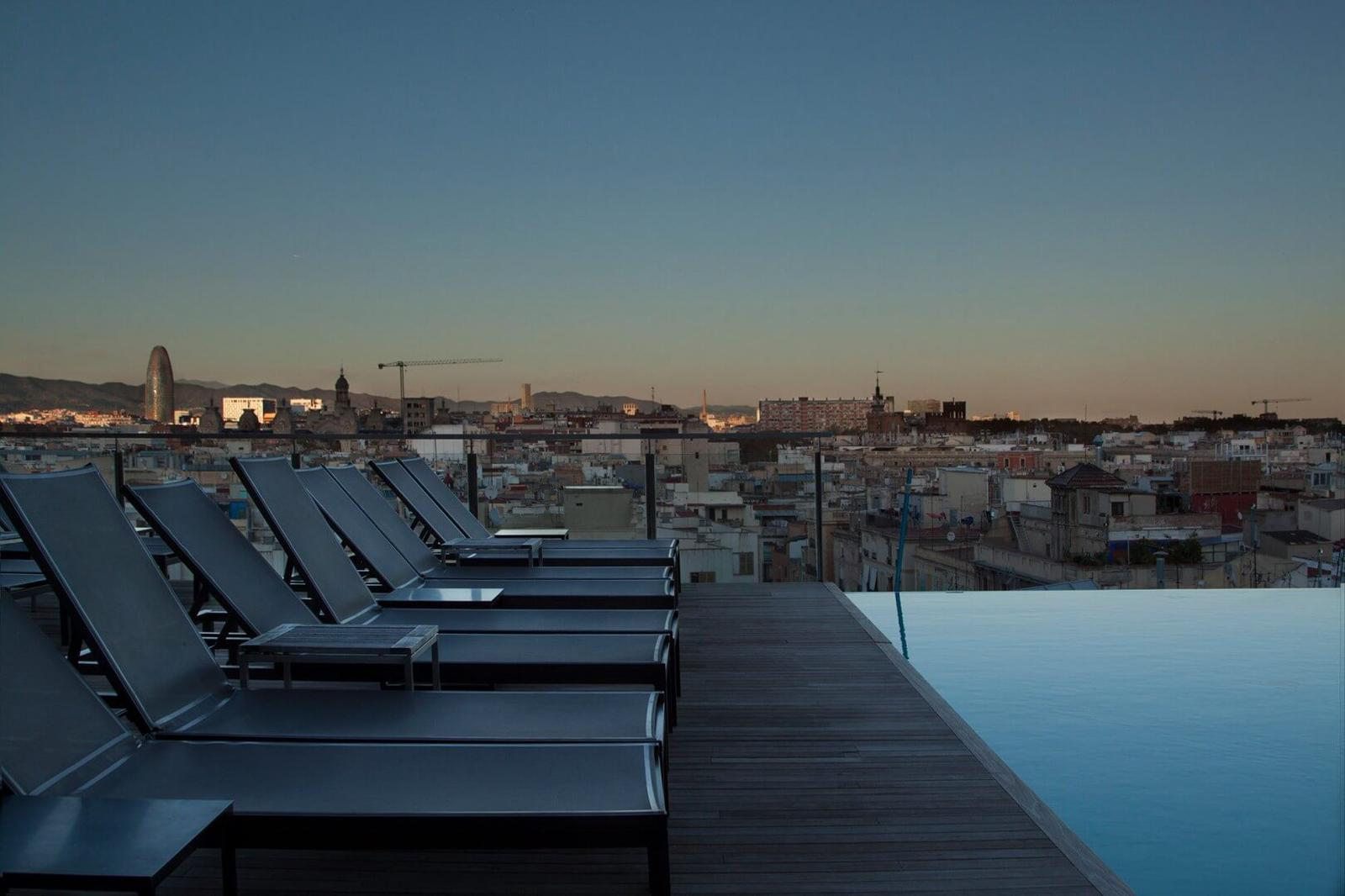 Luxury hotels Barcelona