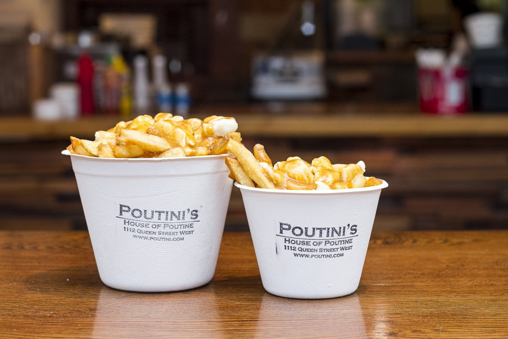 Late Night Munchies at Poutini's