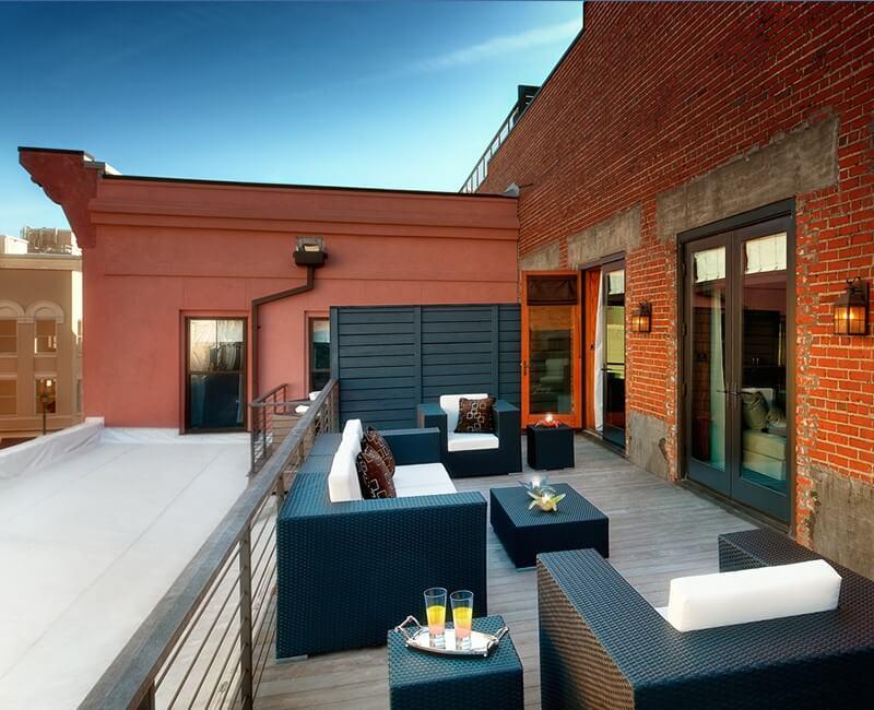 modern Charleston hotels