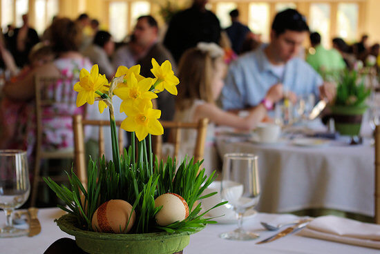 Proximity Hotel Best Easter Brunch