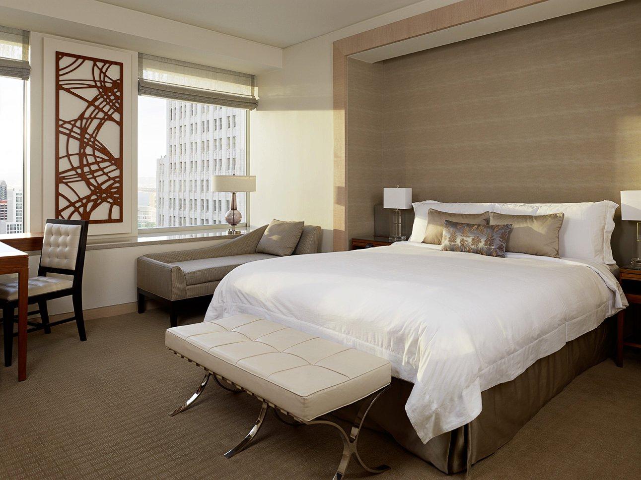 Modern Romantic Hotel St. Regis San Francisco