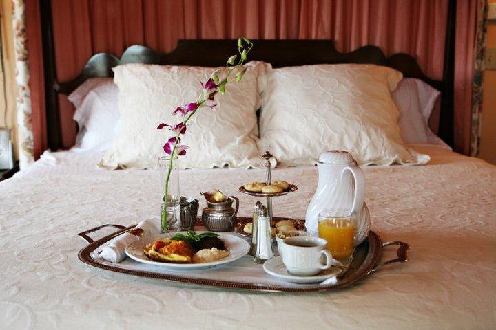 Romantic Inn Savannah Georgia