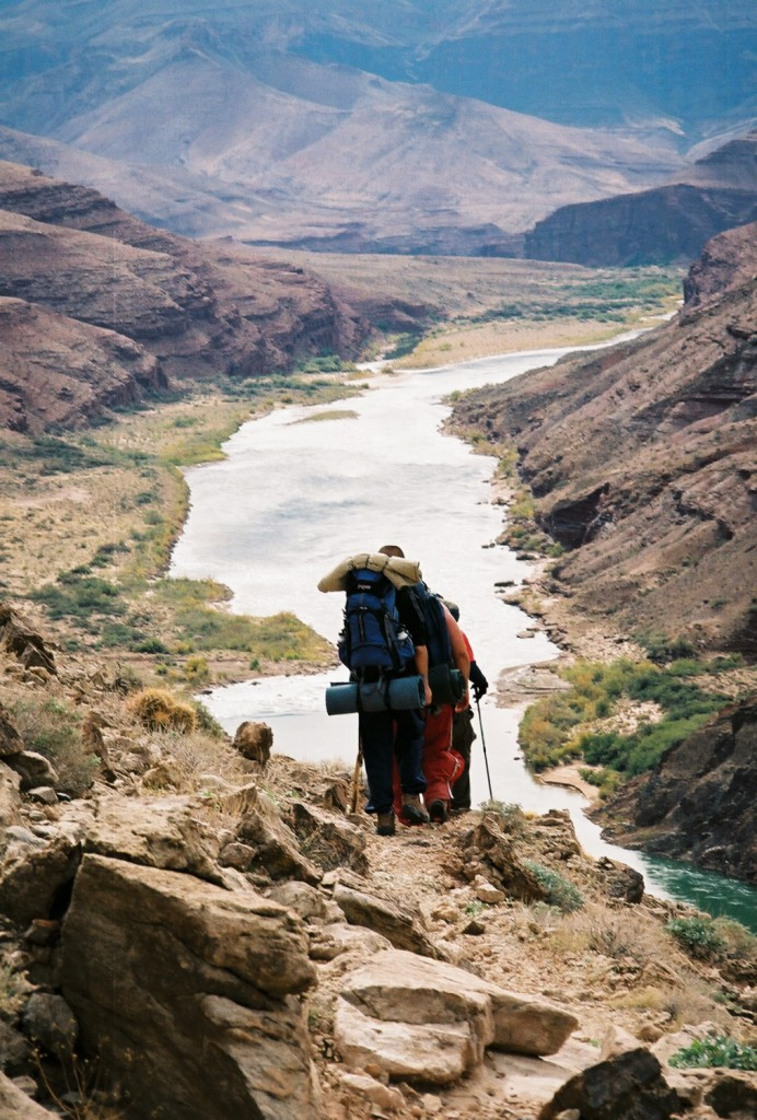 Preparation for Grand Canyon Hike