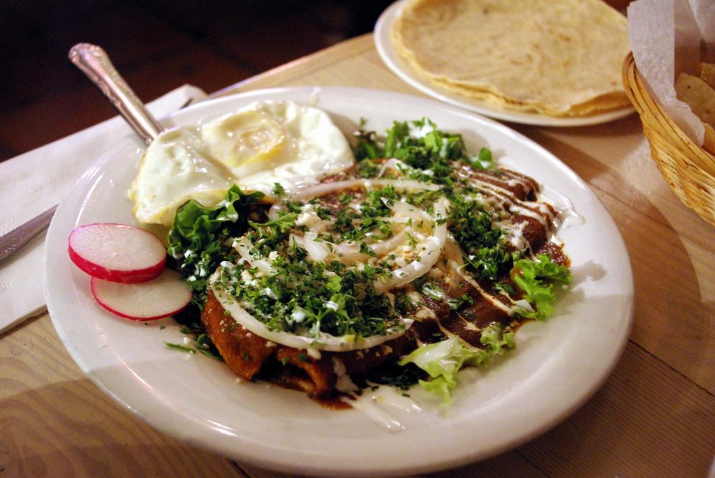 Oaxaca restaurant Seattle