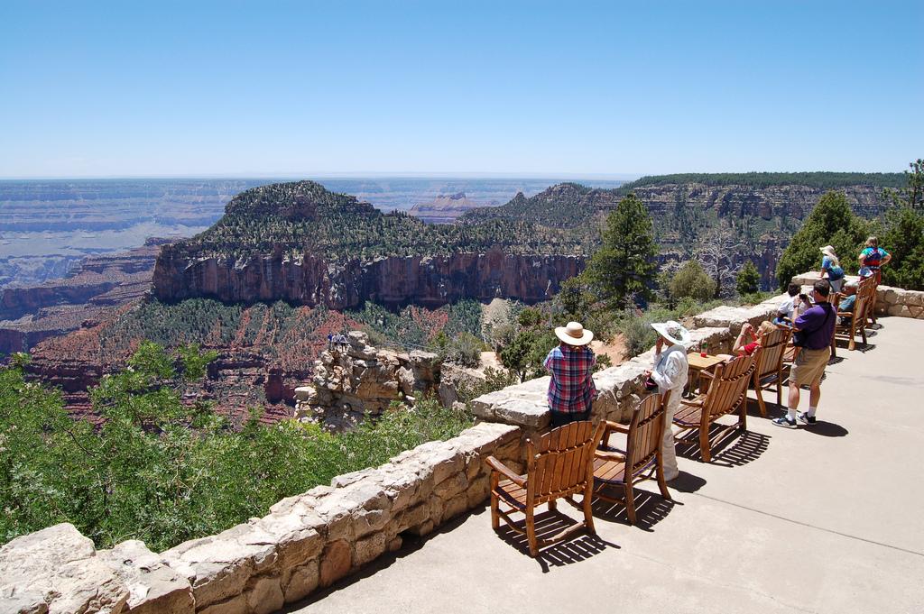 Grand Canyon luxury