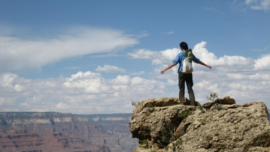 Grand Canyon Rim view