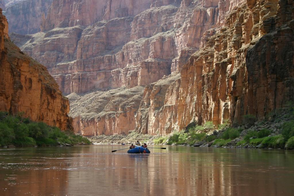 Grand Canyon River rafting