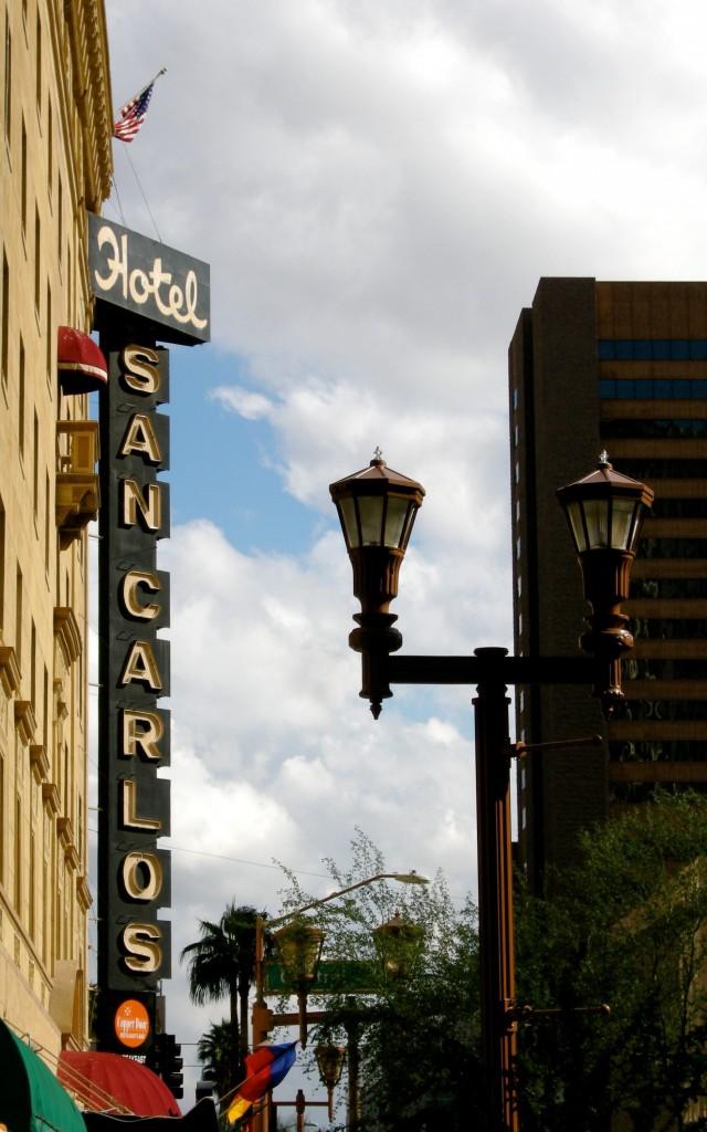 Hotel San Carlos Phoenix Travel Guide