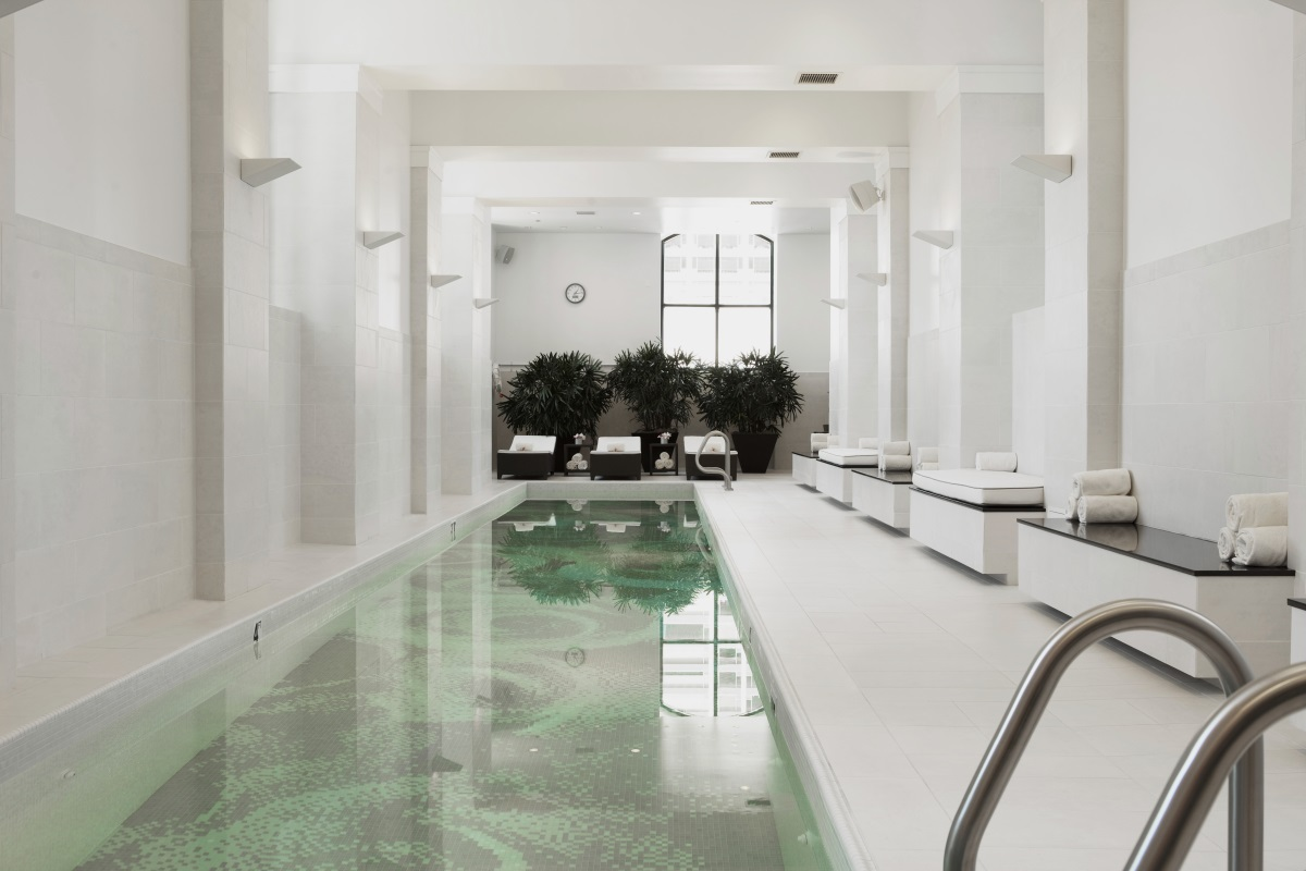 Elysian Spa at The Waldorf Astoria Chicago