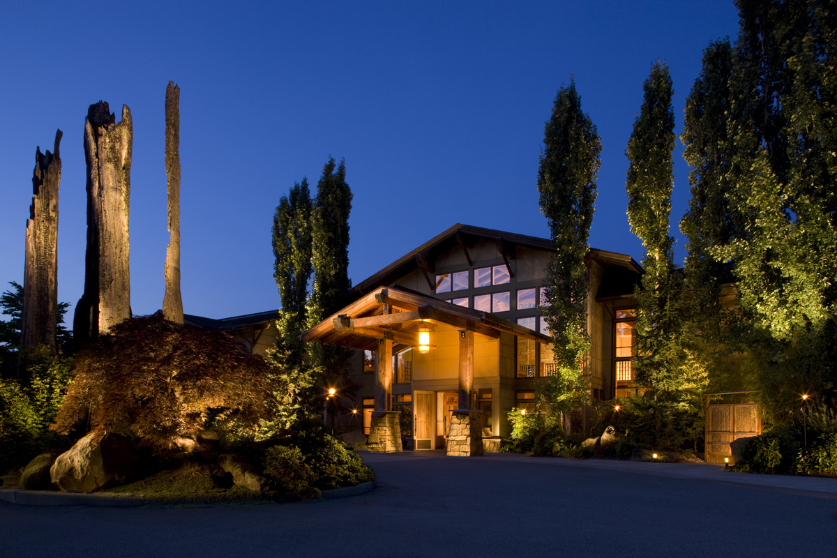 Willow Lodge Hotel Seattle