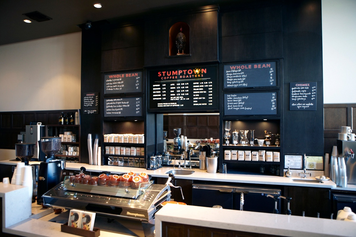 Stumptown Coffee Roaster's Portland