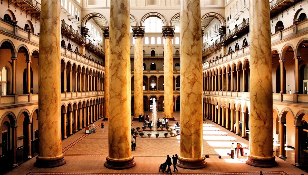 National Building Museum Washington DC