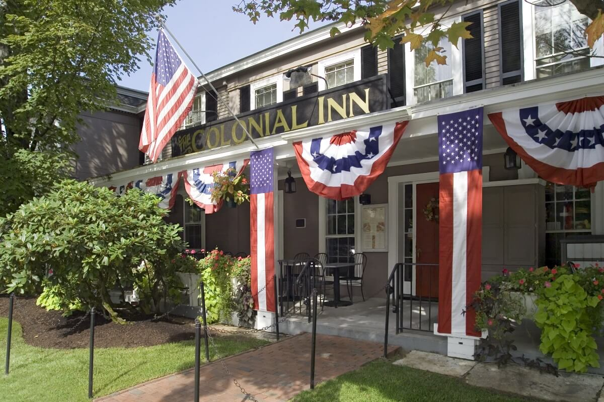 Colonial Inns Concord Massachussetts