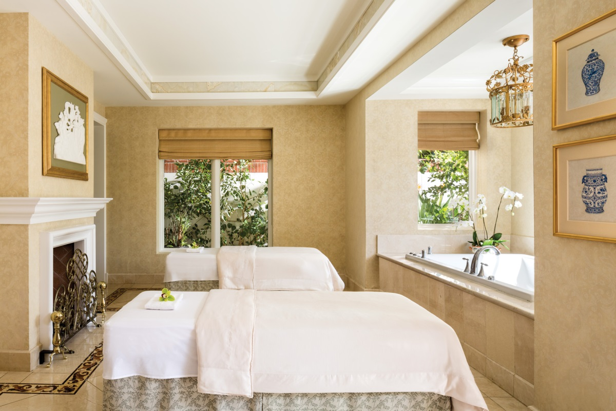Four Seasons Westlake Village Spa