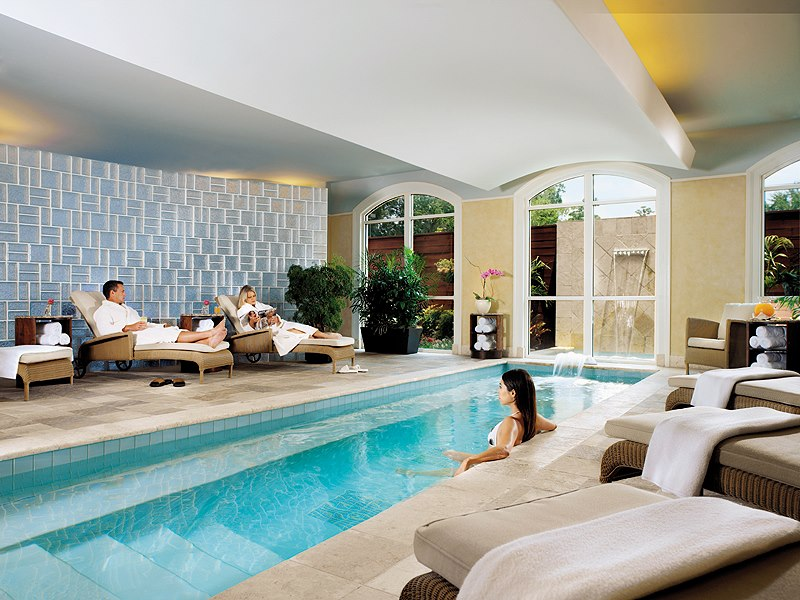 Trellis Spa and the Houstonian Hotel