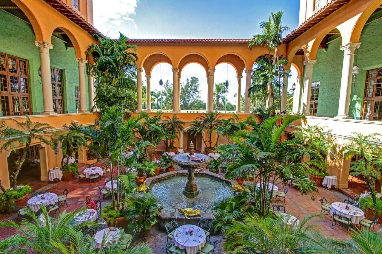 Historic American hotels Biltmore Miami