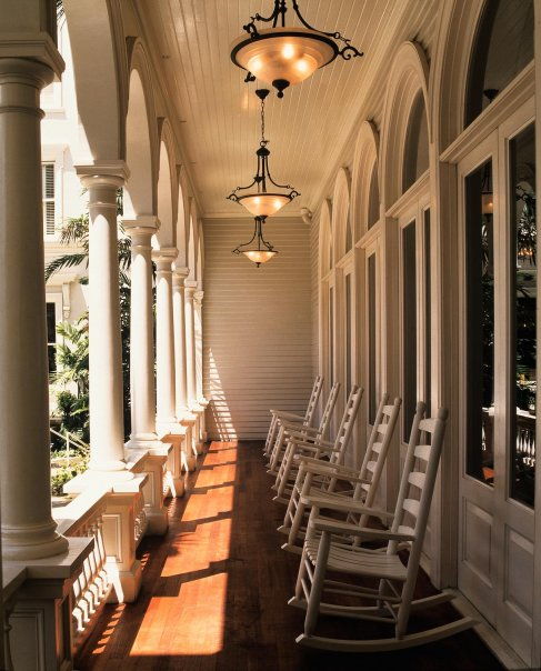 Historic American Hotel Moana Surfrider Hawaii