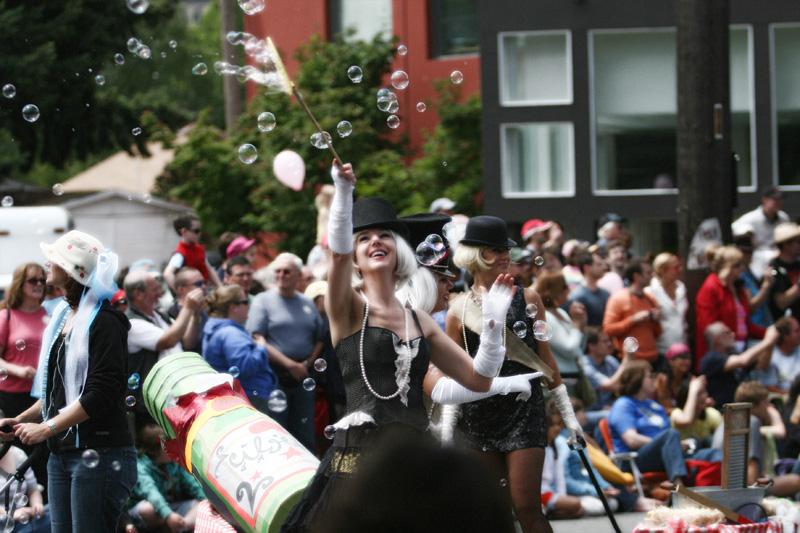 Fremont Fair Seattle