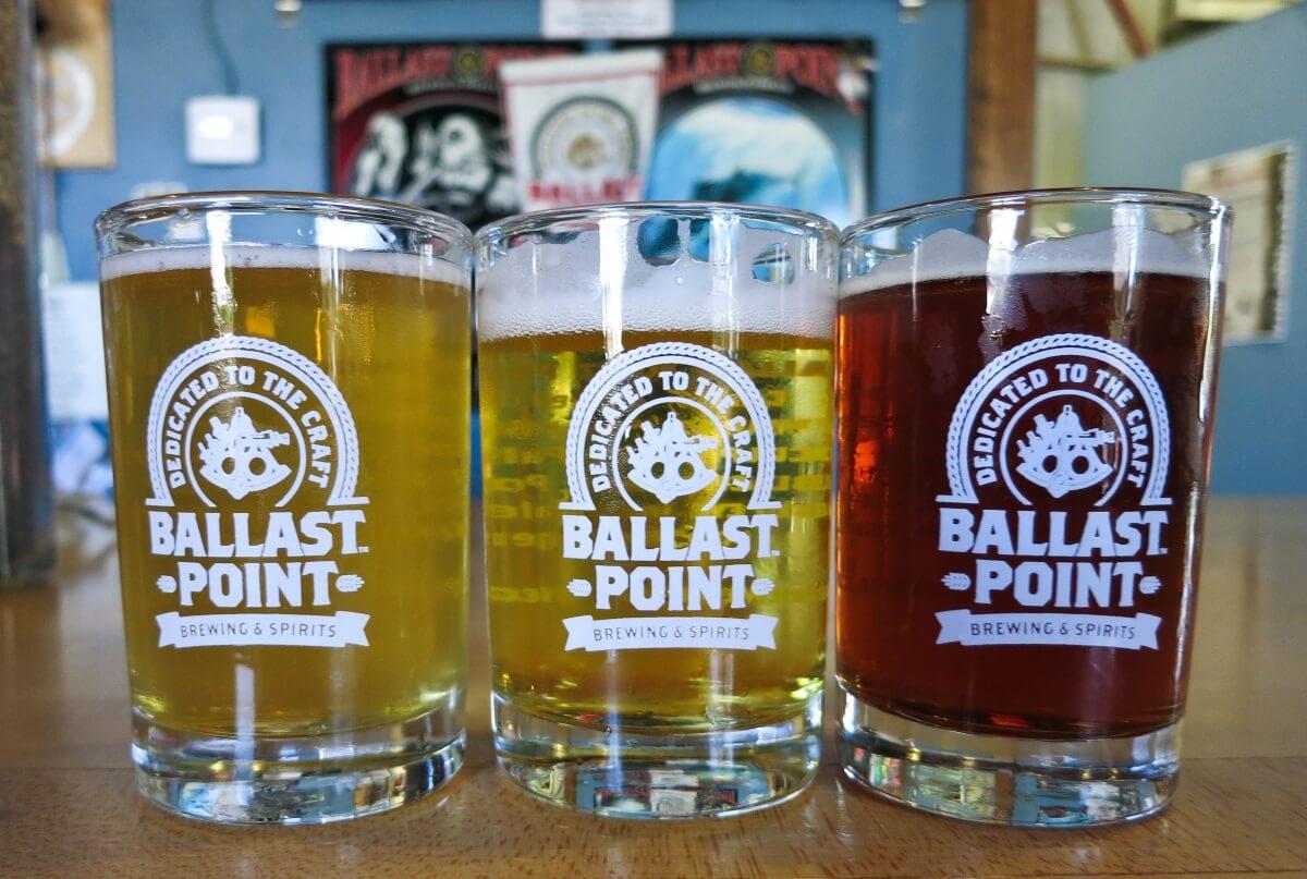 Ballast Point Sampler
