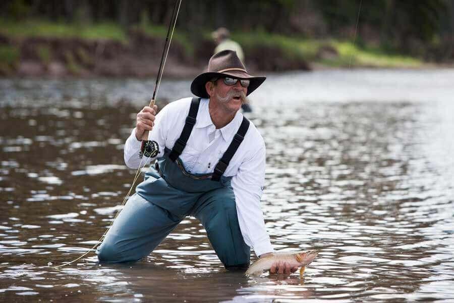 Fishing resorts USA