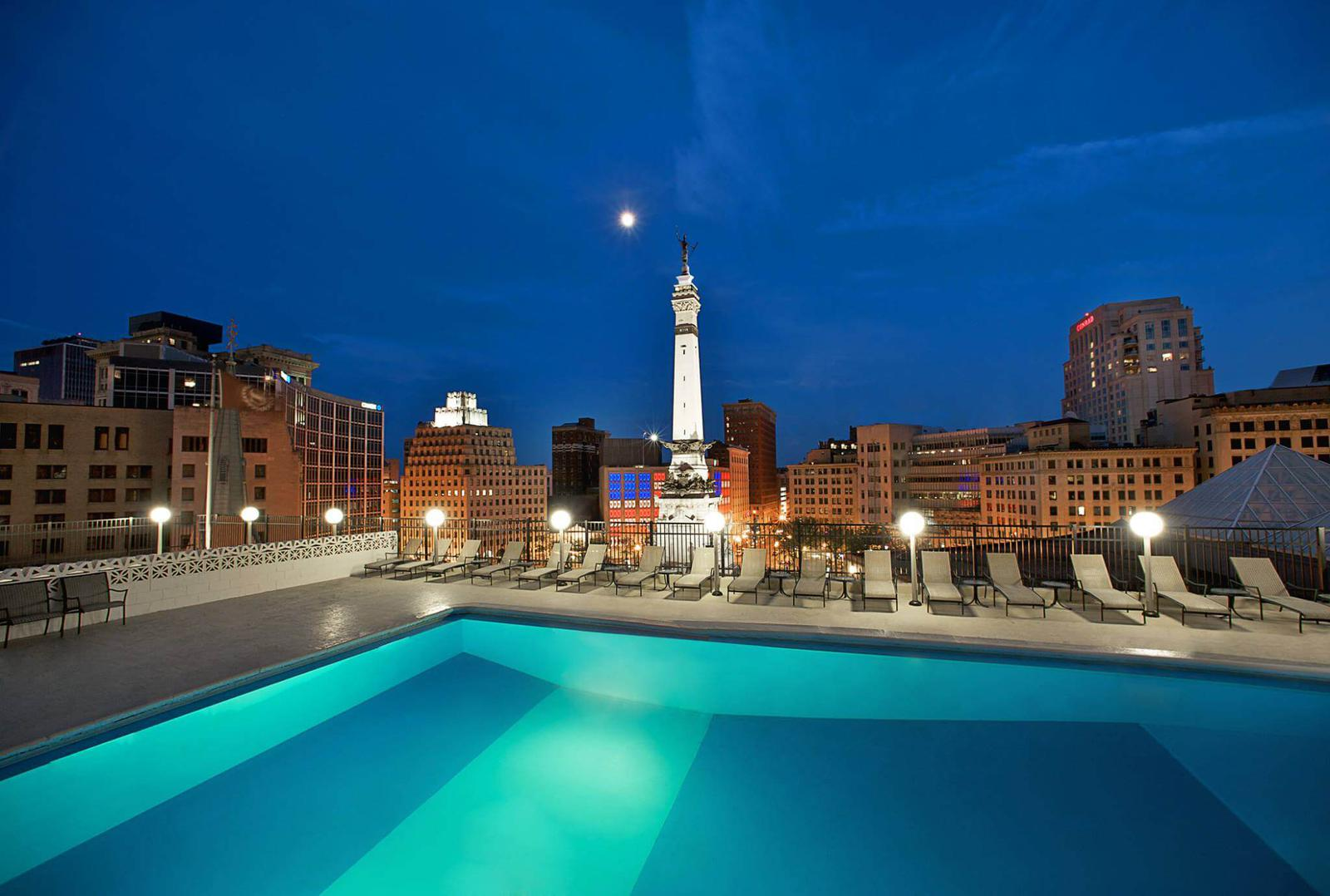 Hotels for NASCAR drivers Indianapolis