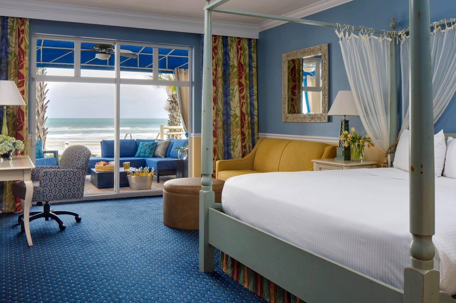 Hotels for NASCAR drivers Daytona Beach