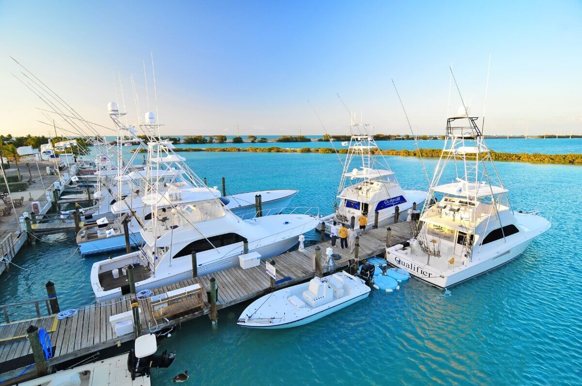 Fishing resort Florida