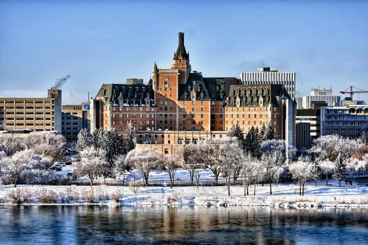 Luxury Saskatoon hotels