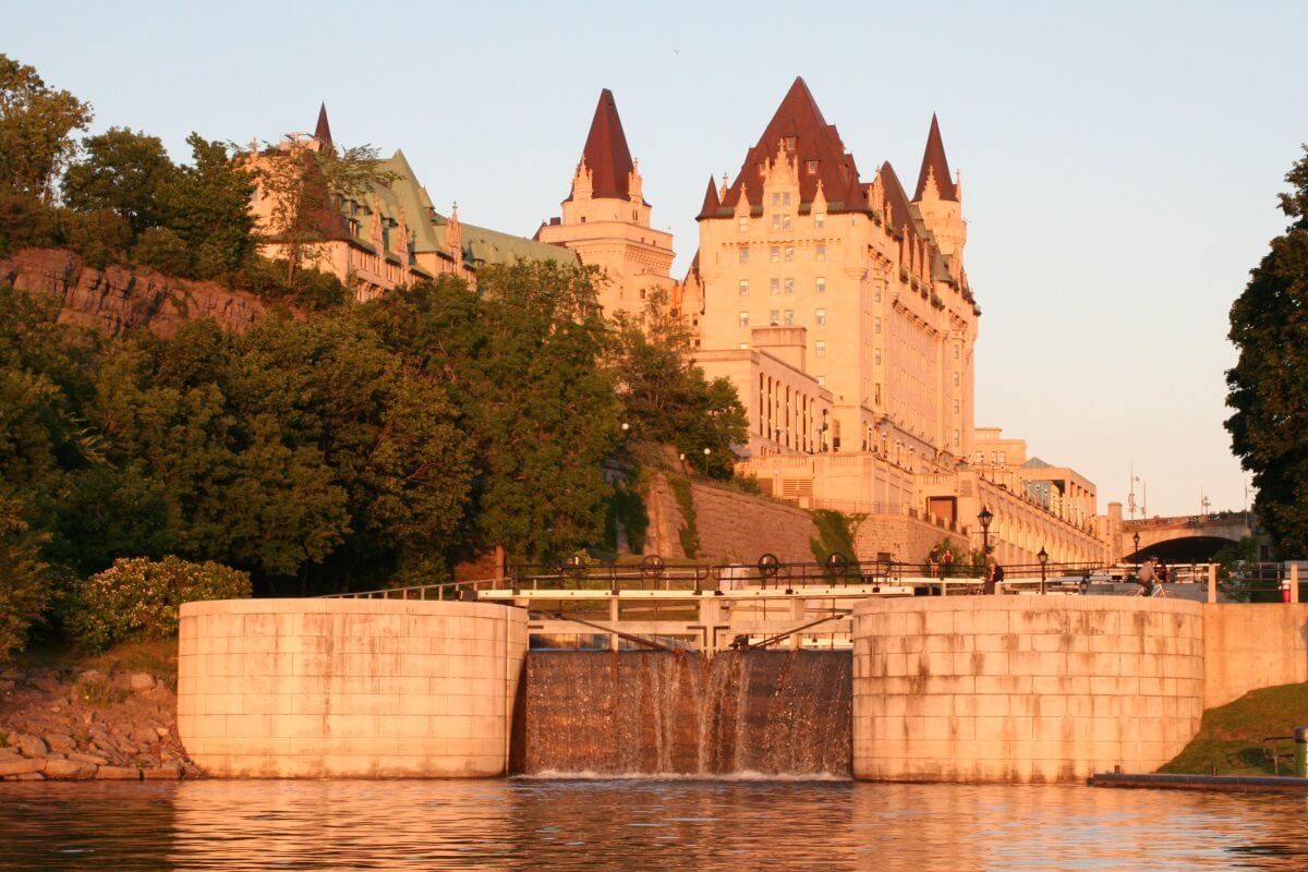 Ottawa Canada Shopping Getaways