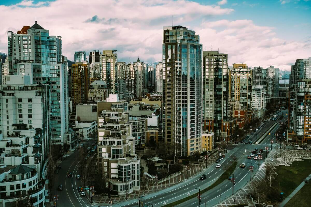 Vancouver Shopping Getaway Canada