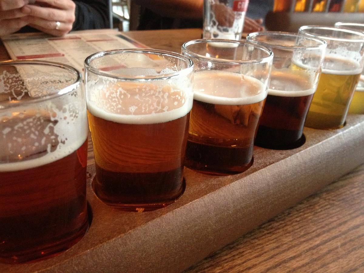 craft beer scene Vancouver