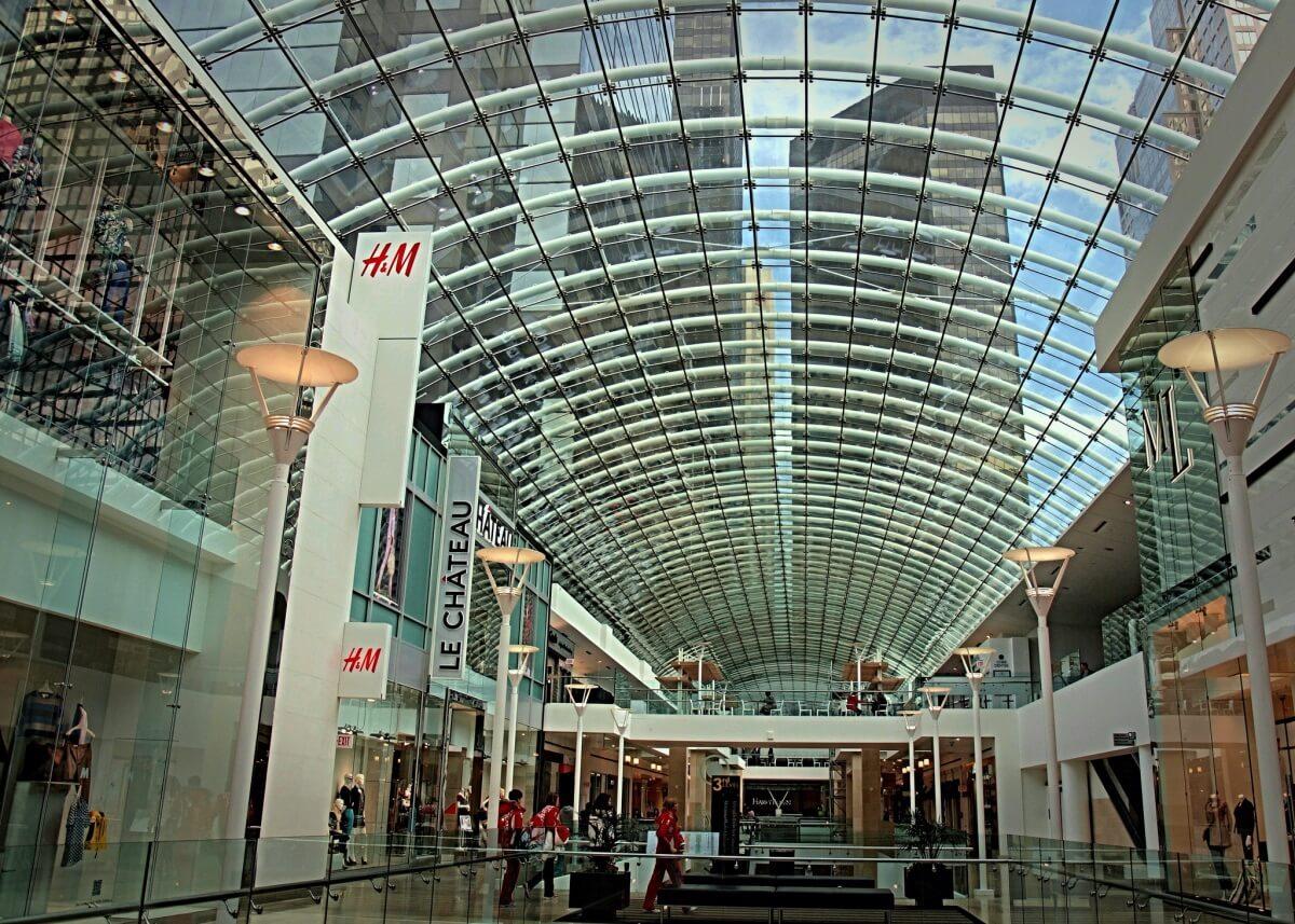 CORE Calgary Shopping Center