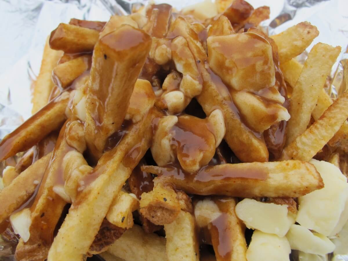 Poutine recipes