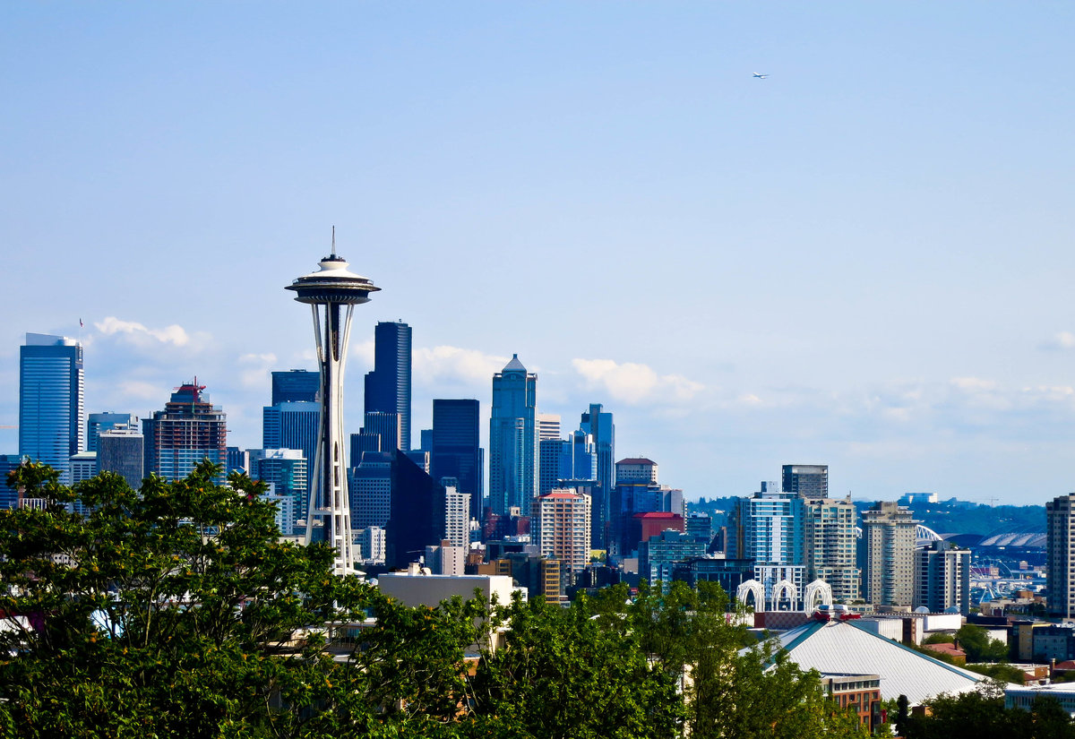 Seattle Summers