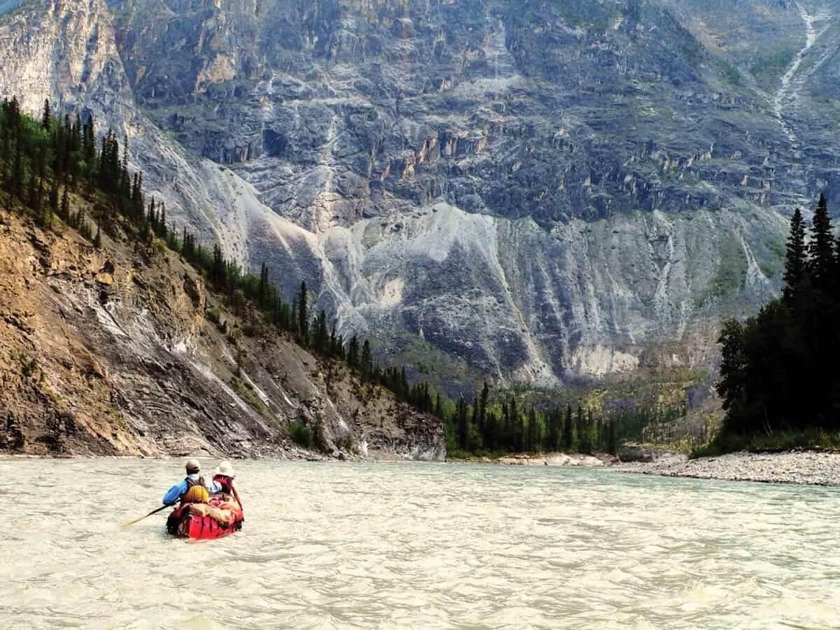Nahann River Canoeing