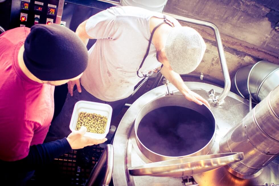 craft beer companies Salt Lake City